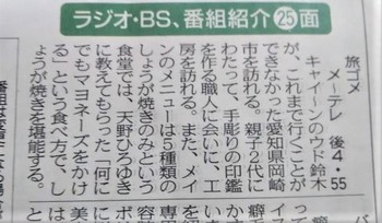 中日新聞番組欄うどちゃん.jpg